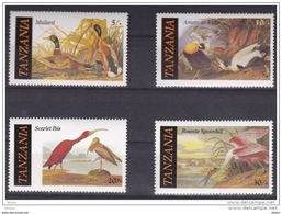 Tanzania Nr 277/280 **, Zeer Mooi Lot Krt 3726 - Timbres