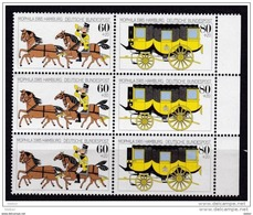 Duitsland 1985 Nr 1087/88 **, 3x, Zeer Mooi Lot Krt 3671 - Collections (sans Albums)