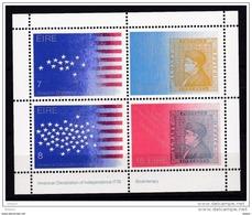 Ierland Blok Nr 2 **,zeer Mooi Lot Krt 3676 - Collections (sans Albums)
