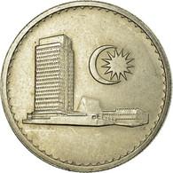 Monnaie, Malaysie, 20 Sen, 1979, Franklin Mint, TTB, Copper-nickel, KM:4 - Malasia
