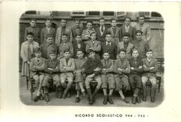 """4002 """"RICORDO SCOLASTICO 944-945 - LUOGO SCONOSCIUTO"""" FOTO ORIG. - Persone Anonimi"""