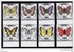 Duitsland 1991 Nr 1344/51 G, Zeer Mooi Lot Krt 3741 - Timbres