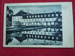 CARTOLINA  ODENSE SLOTTET - Allemagne