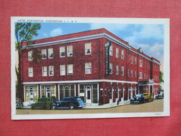 Hotel Huntington  Huntington  New York > Long Island      Ref 3390 - Long Island