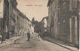 Gerbèviller Rue Carnot - Gerbeviller