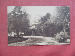 Theodore Roosevelt  Oyster Bay Home  New York > Long Island      Ref 3390 - Long Island