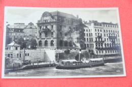 Bale Basel Schiff Bateau Glarus 1928 Rppc++++++++ - BS Bâle-Ville