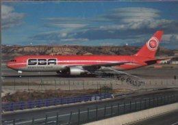 Boeing 767-3Y0ER Aircraft SBA AIRLINES Venezuela B 767 Avion SBAIRLINES Aviation B767 Airplane B-767 Luft - 1946-....: Era Moderna