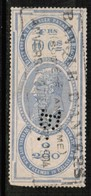 """BELGIUM  Scott # UNLISTED 1880's FOREIGN EXCHANGE REVENUE """"AS IS"""" (Stamp Scan # 513) - Revenue Stamps"""