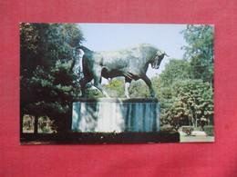 The Big Bull Monument  Smithtown  New York > Long Island      Ref 3390 - Long Island