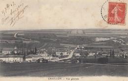 CHAILLON: Vue Générale - Autres Communes