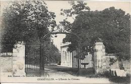 Gerbèviller - L'entrée Du Château - Gerbeviller