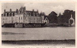 Chambellay Le Château Du Bois-Montbourcher - Autres Communes