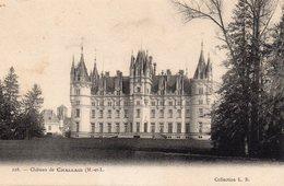 Challain-la-Potherie Belle Vue Du Château - Autres Communes