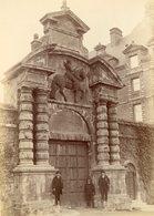Portaille Du Chateau De Vizille - Fotos