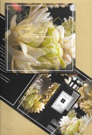 Carte Promo Double Perfume Card TUBEROSE ANGELICA * JOE MALONE * R/V * 15 X 15 Cm - Parfumkaarten