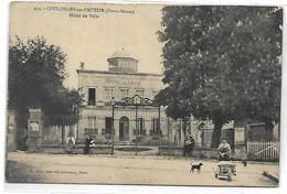 COULONGES SUR L'AUTIZE - Hôtel De Ville - Coulonges-sur-l'Autize
