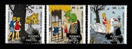 GERMANY 2014 Welfare Stamps/Hansel & Gretel: Set Of 3 Stamps UM/MNH - [7] République Fédérale