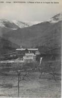 """CPA MONTFERRIER (ARIEGE) L'usine à Talc Et La Ligne Du Câble. Editeur """"Collection V.M. N°133"""" - Autres Communes"""
