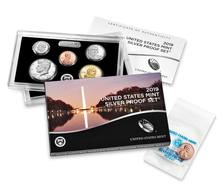 US Coins.Silver Proof Set 2019 - Collections