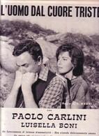 (pagine-pages)PAOLO CARLINI E LUISELLA BONI  Grandhotel1962/852. - Libri, Riviste, Fumetti
