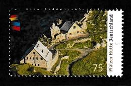 GERMANY 2012 Pfälzerhutte/Joint Issue With Liechtenstein: Single Stamp UM/MNH - Nuevos