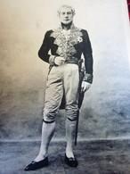 1901 CPA PRÉCURSEUR L'AIGLON METTERNICH M. ANDRÉ CALMETTES Carte Postale Thème OPÉRA THÉÂTRE Pr QUAI D'ORLÉANS PARIS - Opera