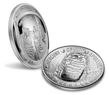 Apollo 11 50th Anniversary 2019 Proof Silver Dollar Https://catalog.usmint.gov/apollo-11-50th-anniversary-2019-proof-sil - Other