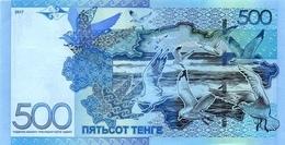 KAZAKHSTAN P. NEW 500 T 2017 UNC - Kazakistan