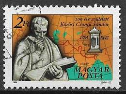 UNGHERIA 1983  SANDOR KOROSI YVERT. 2896 USATO VF - Ungheria