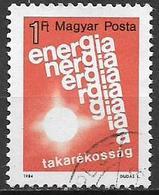 UNGHERIA 1983  ENERGIA YVERT. 2898 USATO VF - Ungheria