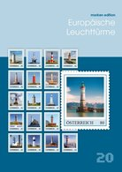Austria, 2016. Lighthouses Of Europe (booklet) - Barche