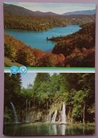 PLITVICKA JEZERA - PLITVICE - YUGOSLAVIA (SLOVENIA) - Unesco Heritage -   Vg - Jugoslavia