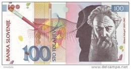 SLOVENIA P. 31a 100 T 2003 UNC - Slovenia
