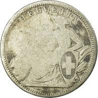 Monnaie, Suisse, Franc, 1860, Bern, B, Argent, KM:9a - Suisse