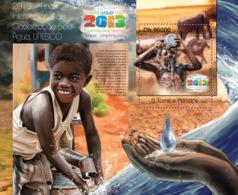 Sao Tome  2013  World Water Day 2013 - Sao Tome And Principe