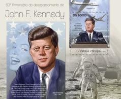 Sao Tome  2013  John F. Kennedy - Sao Tome And Principe