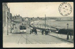 """Cachet """" Le Havre Central """" Sur Carte Postale En 1914 -  Réf M129 - 1877-1920: Semi-Moderne"""