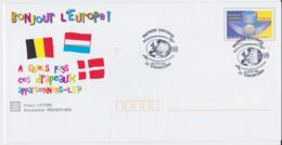France 1999 Postal Stationary Bonjour L'Europe! Posted Strasbourg 1999 Philex France (C49**NB) - Biglietto Postale