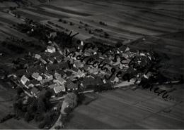 + BUNDORF, Kimmelsbach, Landkreis Haßberge, Bayern, Original, Seltenes Luftbild 1937, Nr. 28138, Format 18 X 13 Cm - Deutschland