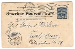 17936 - Pour L'Allemagne - Cartas