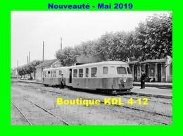 AL 568 - Autorail Billard A 80 D En Gare - DIGOUIN - Saône Et Loire - CFD - Digoin