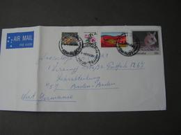 Australia Cv. 1966 - Ganzsachen