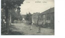 SONCOURT, La Route. - Other Municipalities