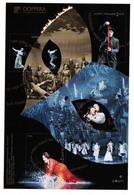 2011 Finland Miniature Sheet Finnish National Opera MNH **. - Finland