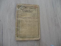 Livret Militaire Classe 1895 Régiment D'Infanterie 17 ème - Documentos