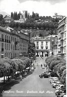 TV097 -  CONEGLIANO VENETO - AUTO D'EPOCA - TREVISO - F.G. - VIAGGIATA 1961 - Treviso