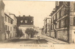 64 - SAINT JEAN DE LUZ - Rue Mazarin   146 - Saint Jean De Luz