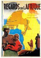 [MD3504] CPM - CINEMA - RIPRODUZIONE - REGARDS SUR L'AFRIQUE 1944 - ROGER VERDIER - PERFETTA - Non Viaggiata - Manifesti Su Carta