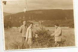 Photo   Col De La Schlucht 15 Aout 1961 (17 X 12 Cm ) - Non Classés